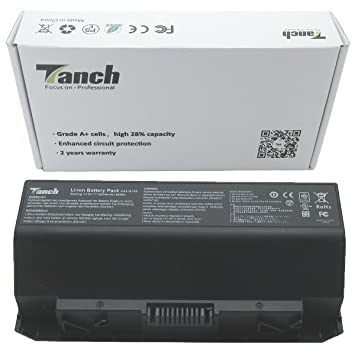 Batería del ordenador portátil A42-G750 para ASUS ROG G750JS G750JHA G75LM2H G750JZ-T4044H
