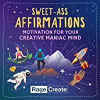 The Sweet Ass Domination Deck - 60 Hilarious, Unfiltered Motivational Affirmation Cards to Brighten Your Bad Day in 10…