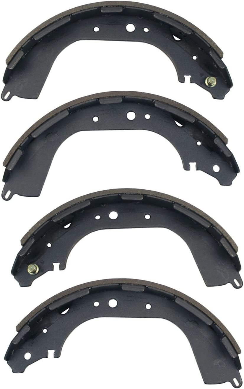 Beck Arnley 081-2941 New Brake Shoes