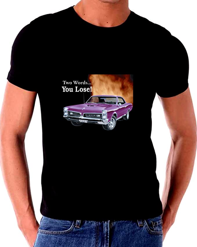 Amazon com: Two Words You Lose Pontiac Gto Fast And Furious