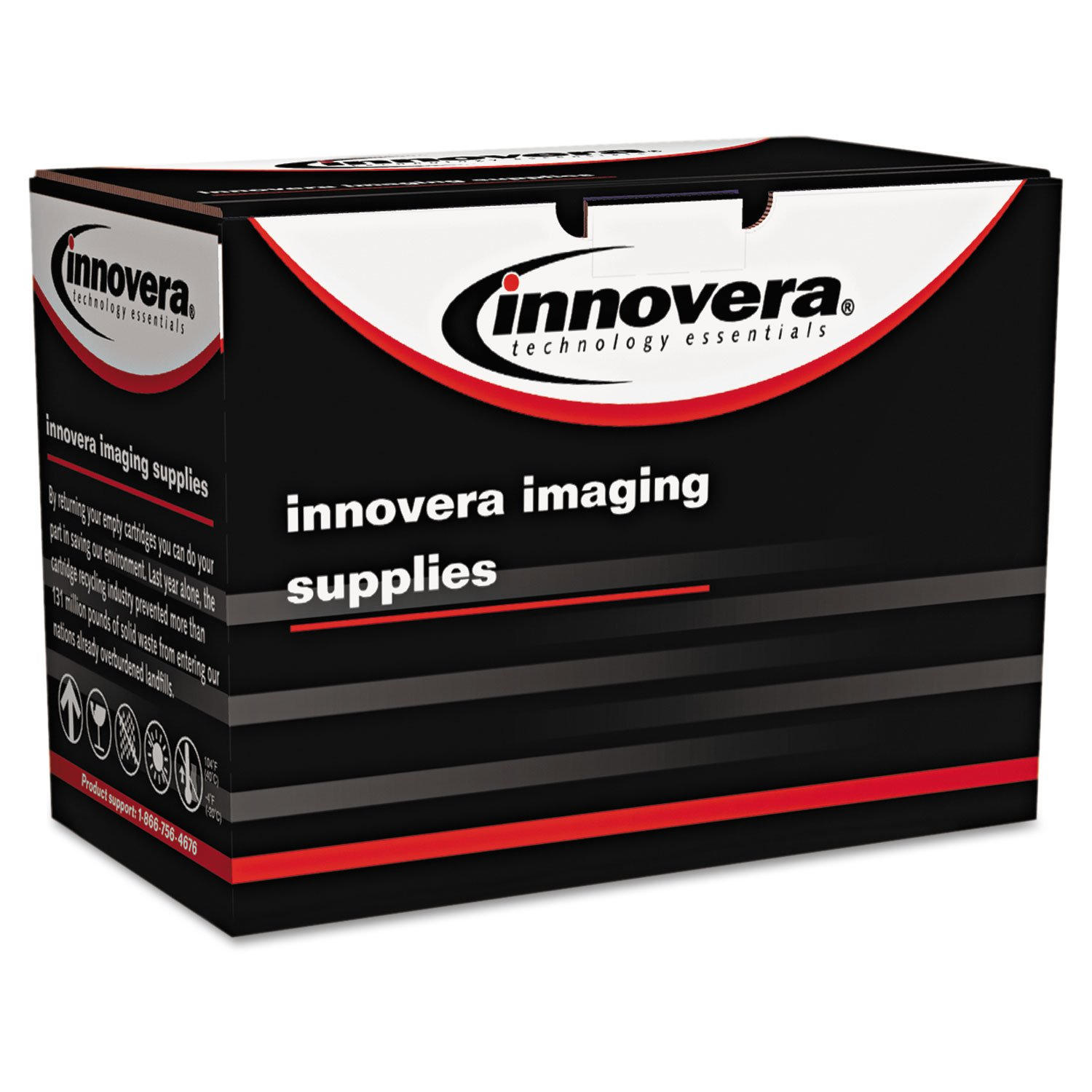 Pitney Bowes Innovera 787F Remanufactured 787-F Ink Connect+ 1000/2000/3000 Series Yellow by Pitney Bowes