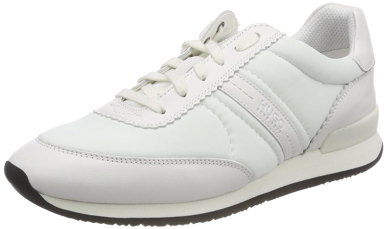 Hugo Harlem Adrienne-n, Zapatillas para Mujer 36 EU|Blanco (White 100)