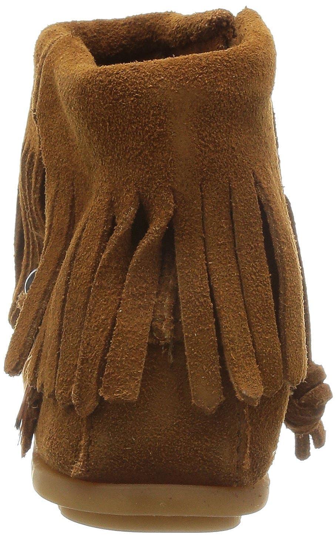 Minnetonka Concho Feather Feather Feather avvio, Stivali Mocassino da Donna ee611e