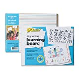 Amazon Price History for:Gowrite Dry Erase 2 Sided Learning Boards, 8.25 X 11 Inches, White, 5 Boards (LB8511)