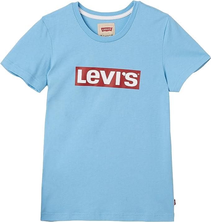 Levis kids Camiseta para Niños: Amazon.es: Ropa y accesorios