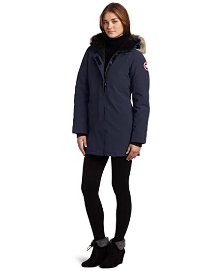 95dd7251258f4 Amazon.com: Canada Goose Women's Victoria Parka: Clothing