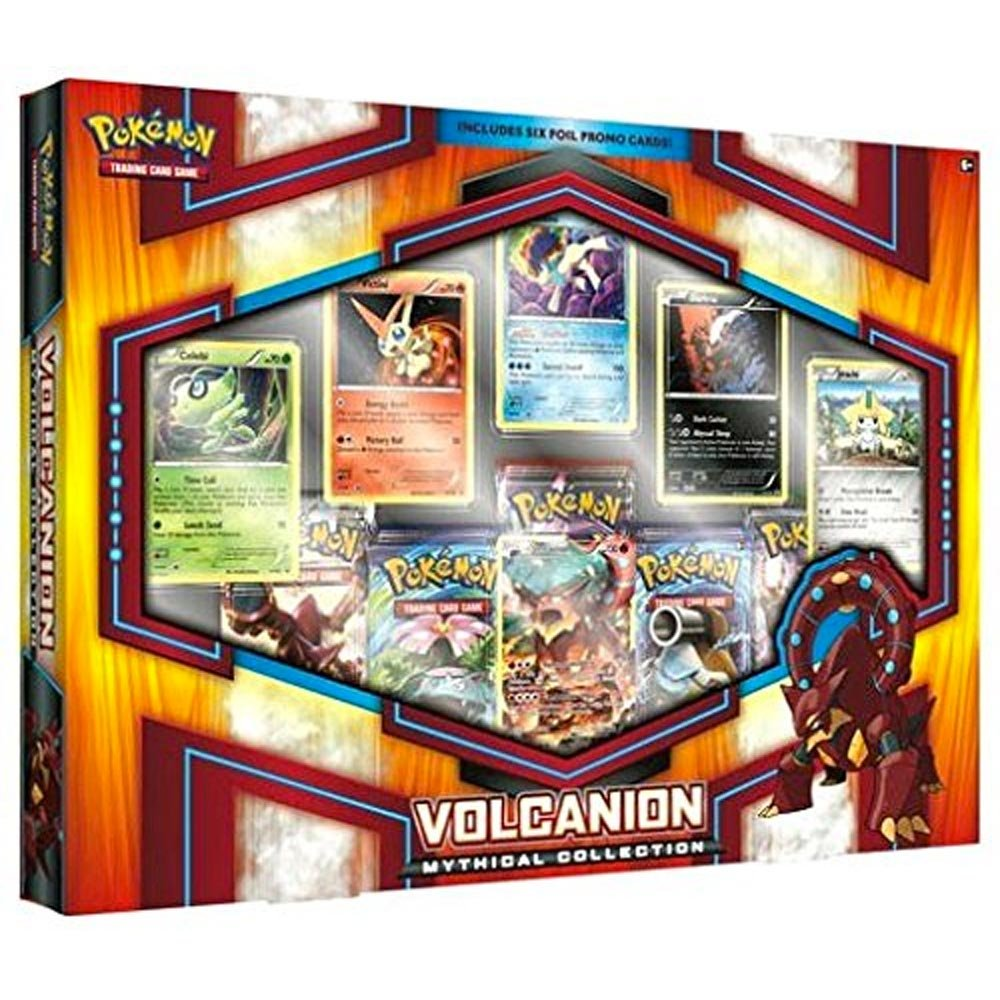 Pokemon TCG  Volcanion Mythical Collections