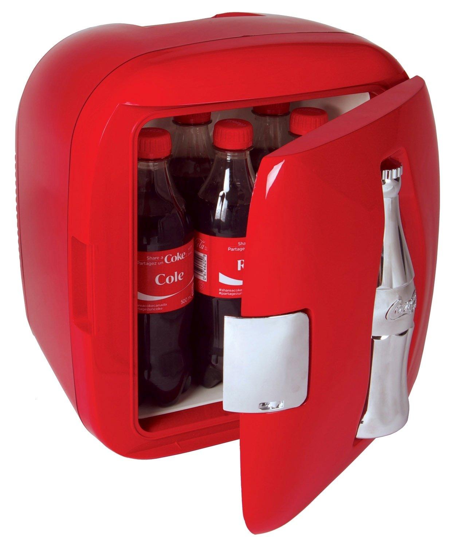 Coca Cola CCU09 Frigorífico con diseño de Cubo para latas o ...