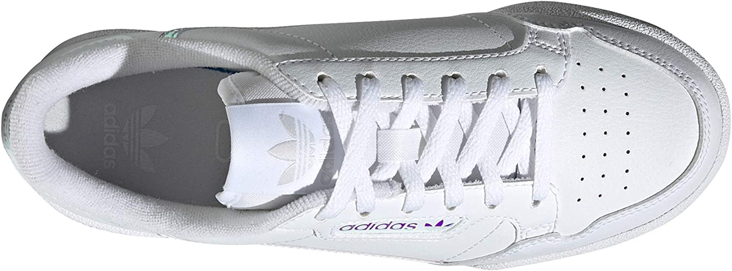 adidas Continental 80 Weiß, Sneakers für Damen. Tennis, Sneaker. Vintage Nostalgie Cloud White Cloud White Core Black