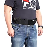 """LIRISY XL Belly Band Holster for Concealed Carry 