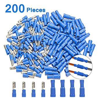 CONNECTOR ASSORTMENT KIT US 200 3M INSULATED HEAT SHRINK BUTT WIRE 22 to 8 ga