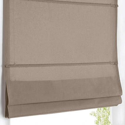 amazon tende a pacchetto tende tende a vetro per finestre. Black Bedroom Furniture Sets. Home Design Ideas