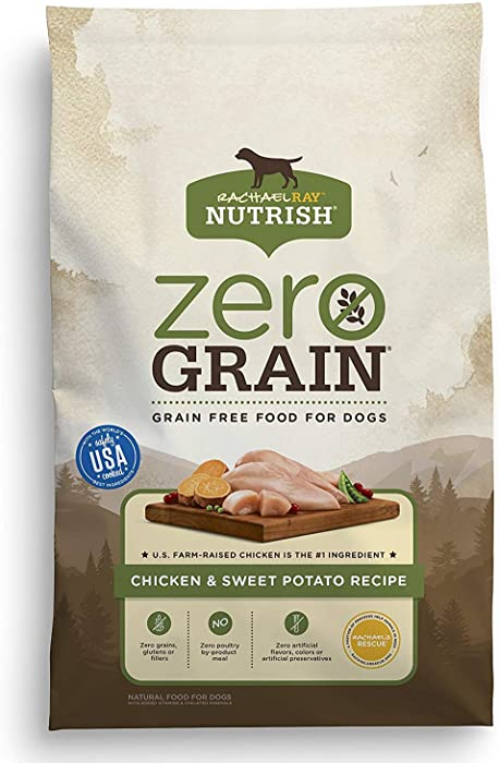 Top 10 Grain Natural Dry Dog Food
