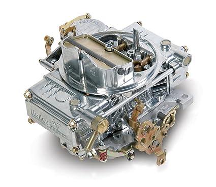 Holley 0-1850S Model 4160 Street Performance 600 CFM Square Bore 4-Barrel Vacuum Secondary Manual Choke New Carburetor