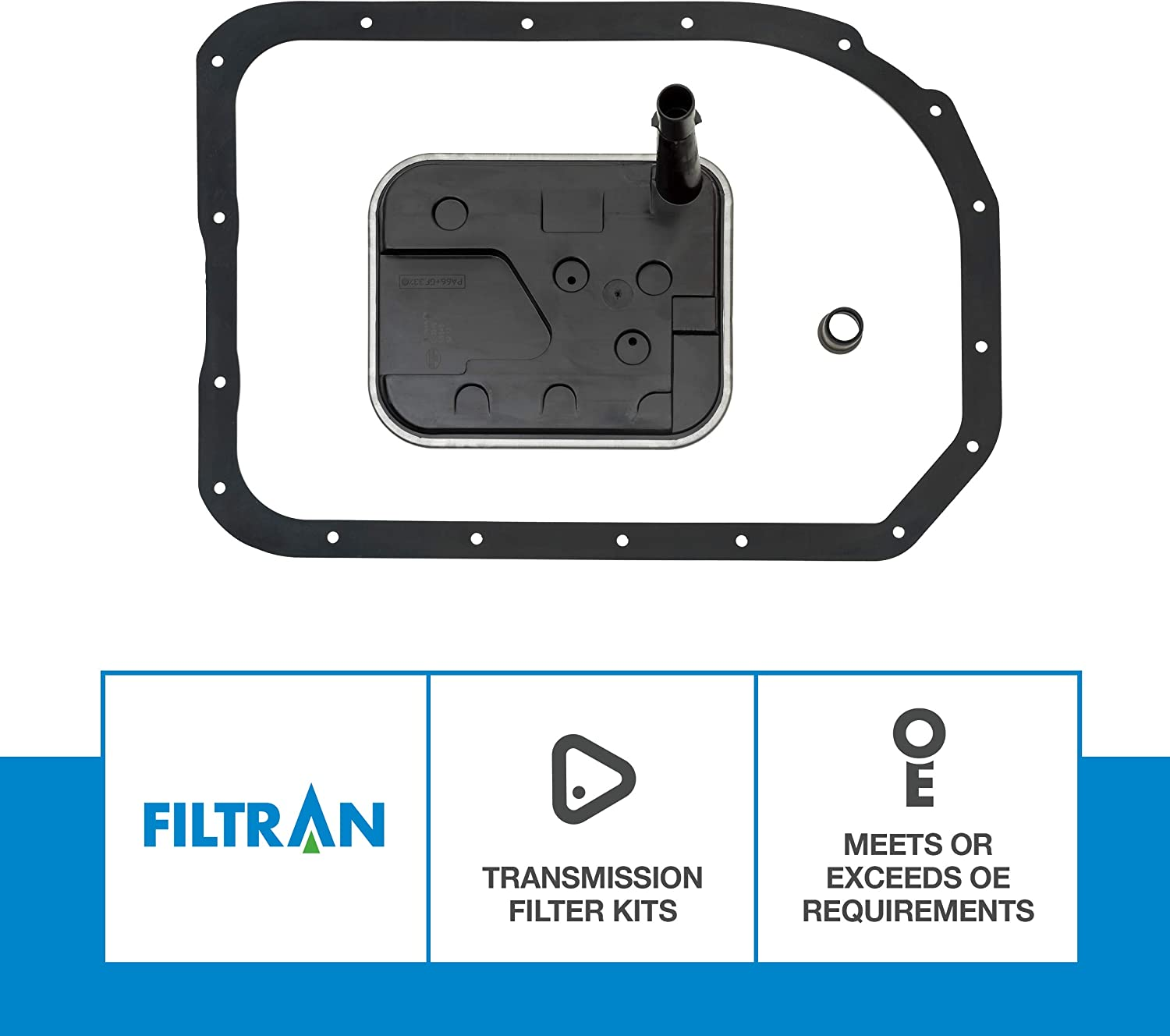 4l80e transmission diagram breakdown amazon com filtran tfk101 gm 4l80e deep pan filter kit automotive  gm 4l80e deep pan filter kit