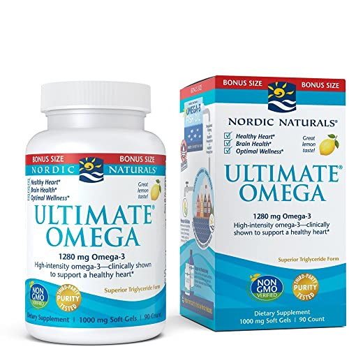 Nordic Naturals Ultimate Omega SoftGels