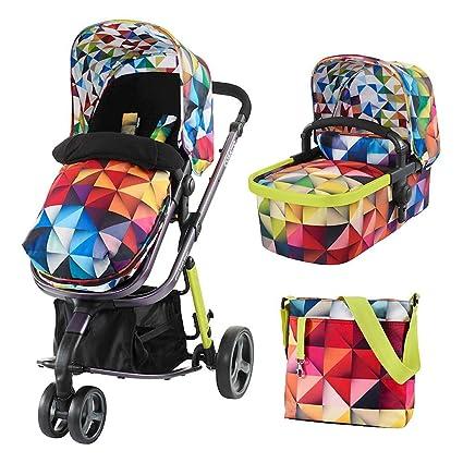 Cosatto Giggle 2 cochecito de bebé y carrito de bebé (spectroluxe)