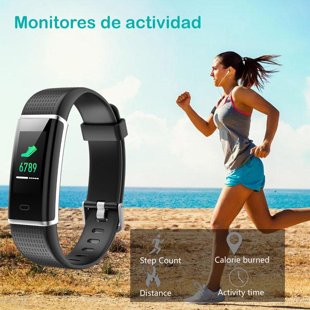 Las mejores pulseras de actividad (smartband)