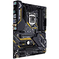 ASUS TUF Z390-Plus Gaming (Wi-Fi) LGA1151 (Intel 8th and 9th Gen) DDR4 DP HDMI M.2 Z390 ATX Motherboard 802.11ac Wi-Fi…