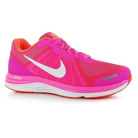 De Mujer Nike Rosablanco Zapatillas Para Dual Run Fusion X Running qwIrxZOaBw