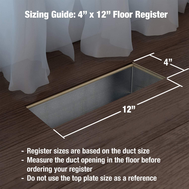 Imperial Floor Register