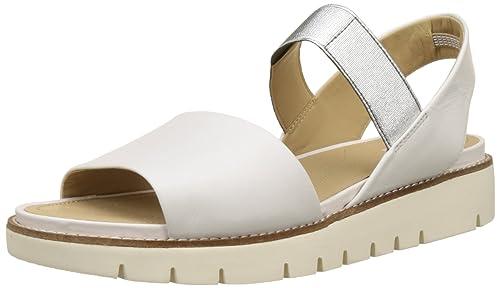 427b8d8c6fea0 Geox D Darline C, Sandales Bout Ouvert Femme  Amazon.fr  Chaussures ...
