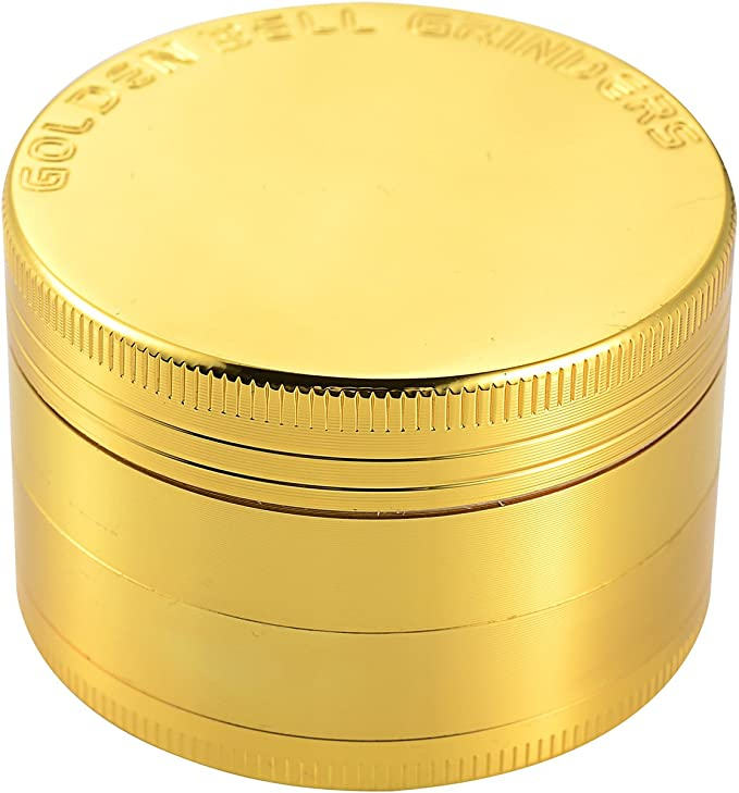 LRG Unisex Gold Grinder Gold Small Good Quality Accessories Made in the USA