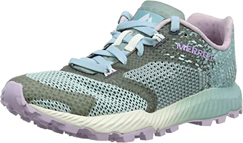 Merrell All out Crush 2, Zapatillas de Running para Asfalto para Mujer, Azul (Scuba), 38.5 EU: Amazon.es: Zapatos y complementos