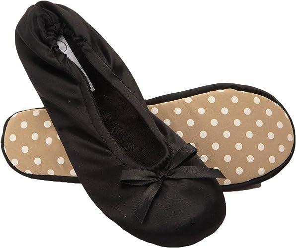 Amazon.com: Jessica Simpson - Zapatillas de yoga para mujer ...