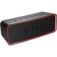 Vtin Portable Bluetooth IPX6 Waterproof Speaker with Bass Boost Tech (USAA6-VTVNBH172AB)