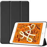 ORIbox Case for New iPad Mini 5th 7.9''(2019), Lightweight Trifold Stand Smart Cover with Auto Sleep/Wake Function,Hard…