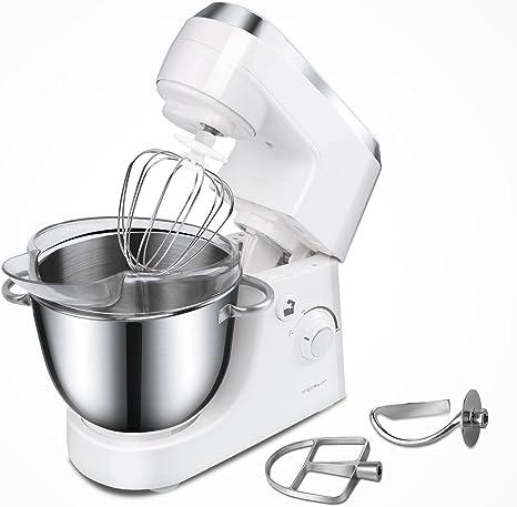 Aigostar Piccolo Mamma White 30HMA–Robot de cocina: batidora ...