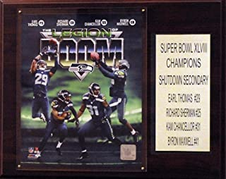 product image for C&I Collectables NFL Seattle Seahawks Legion of Doom Plaque