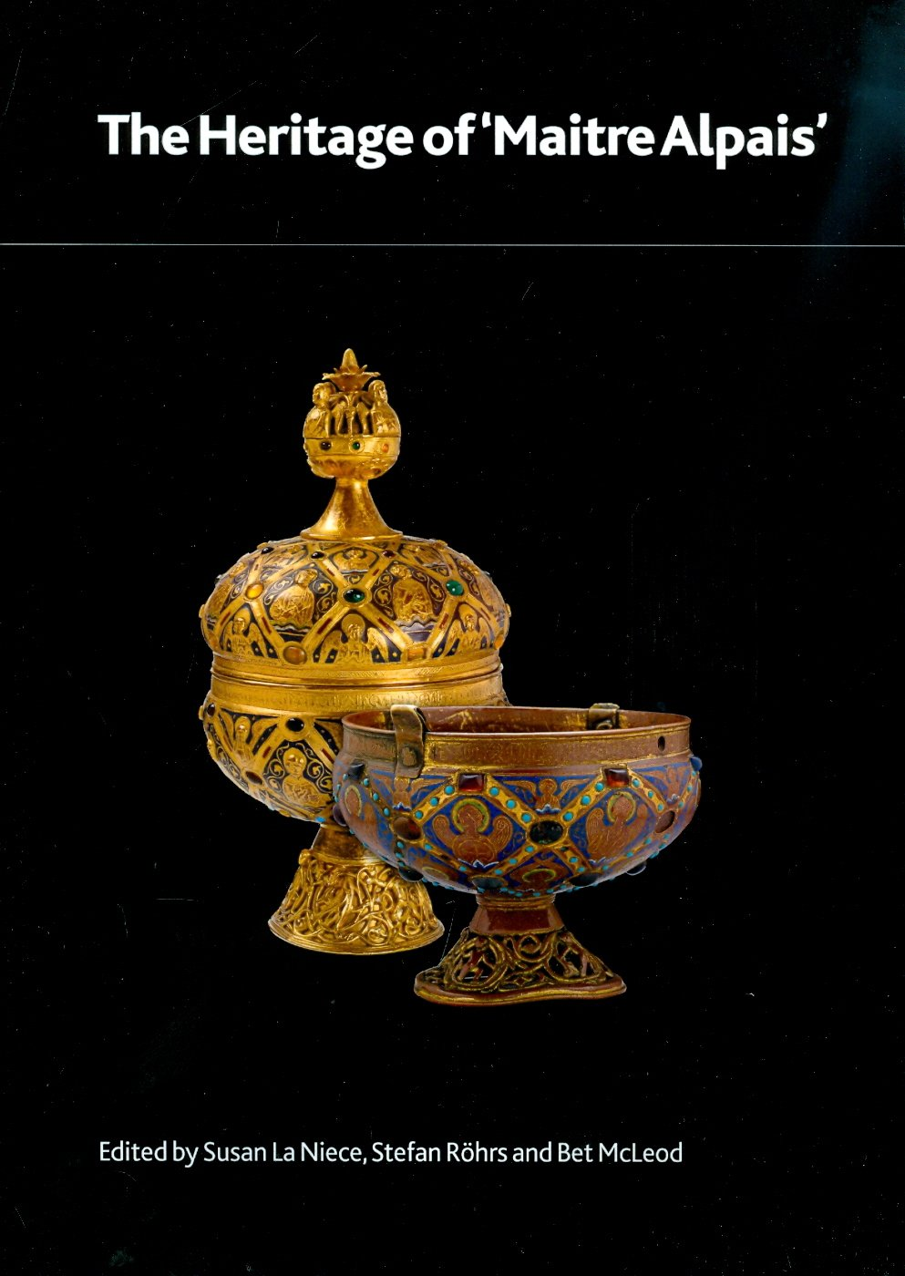 Read Online The Heritage of 'Maitre Alpais': An International and Interdisciplinary Examination of Medieval Limoges Enamel and Associated Objects (British Museum Research Publication) PDF
