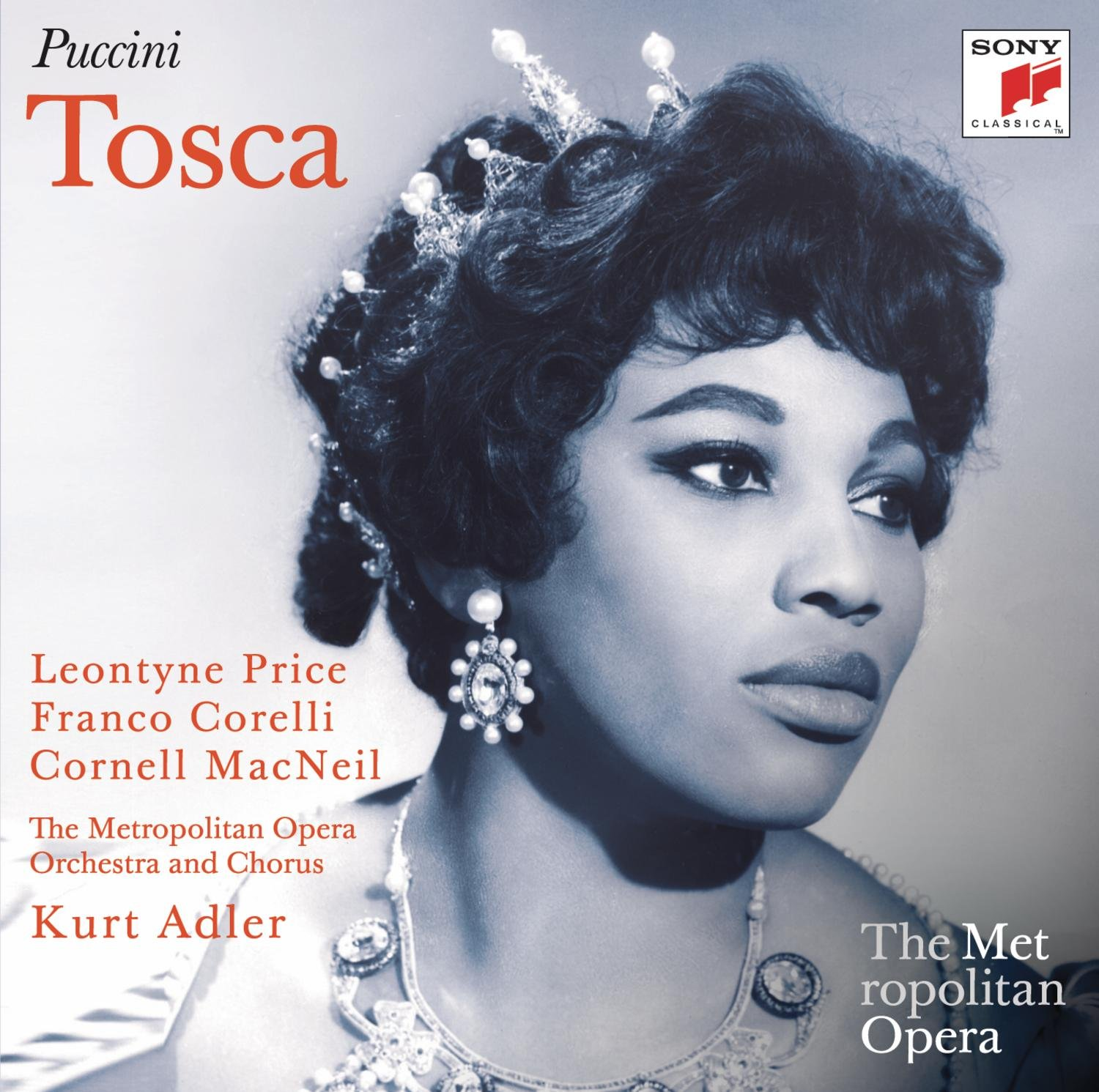 Puccini: Tosca by Sony Classics