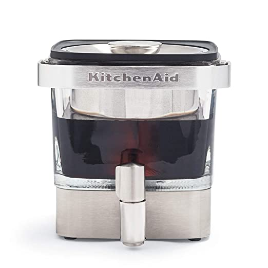 KitchenAid KCM4212SX Independiente 14tazas Acero inoxidable ...