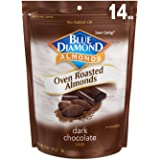 Blue Diamond Almonds, Oven Roasted Cocoa Dusted Almonds, 14 Ounce