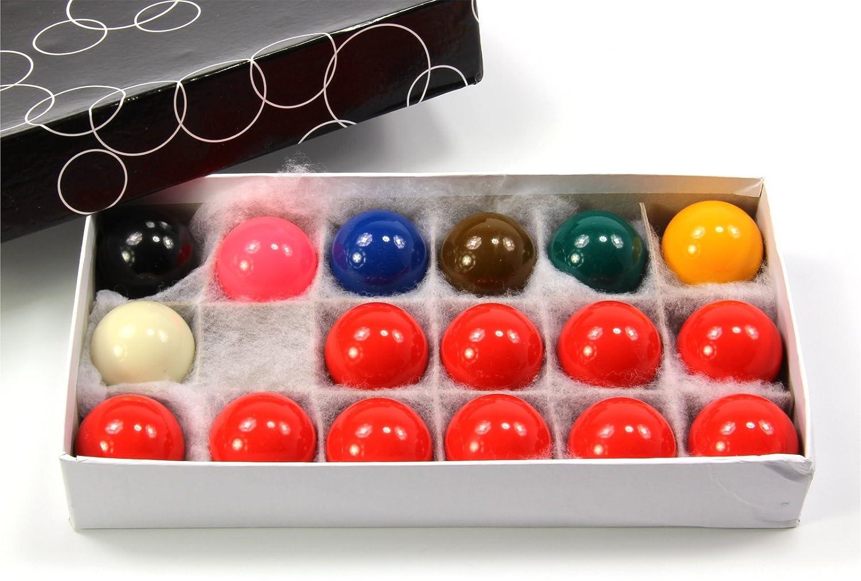 Economí a bolas de billar 17 juego de bolas 1 5/8 inch (41 mm) Funky Chalk