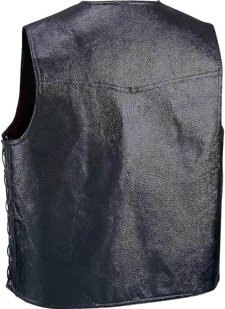 Classyak Mens Fashion Side Laces Jacket