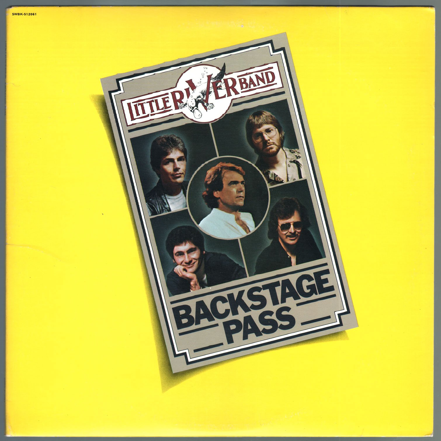 Backstage Pass (Live) by Capitol Records
