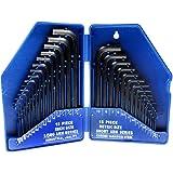 Blue Spot 15320 - Set di 30 chiavi a brugola