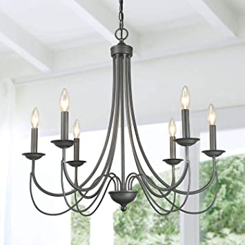 Log Barn French Country Metal Chandelier Antique Brush Dark Silver Finish 27 6 Living Room Pendant Light Fixture Medium Farmhouse Kitchen Island Bedroom Amazon Com,United Checked Baggage Fees Mileageplus
