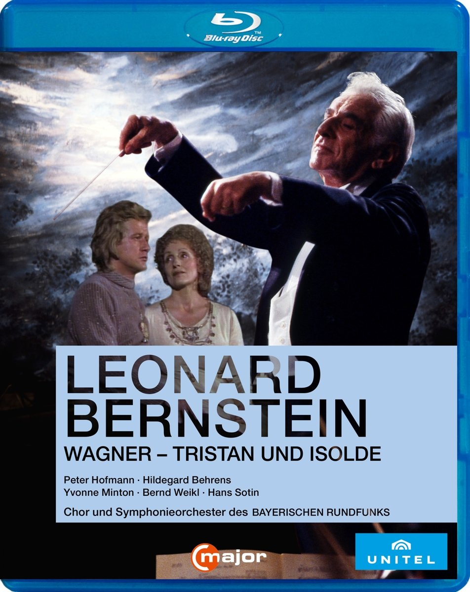 Blu-ray : Tristan Und Isolde (Blu-ray)