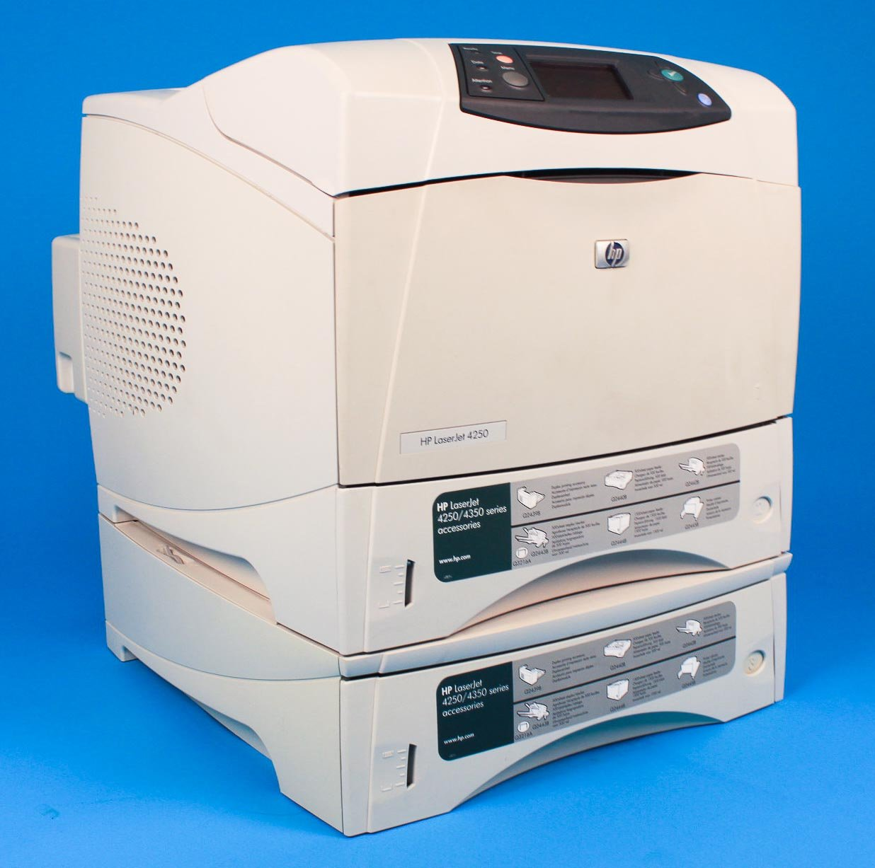 printer clear en jams laserjet feeder hp envelope optional the problems from solve enterprise series