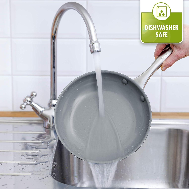 GreenPan Lima 8pc Ceramic Non-Stick Cookware Set