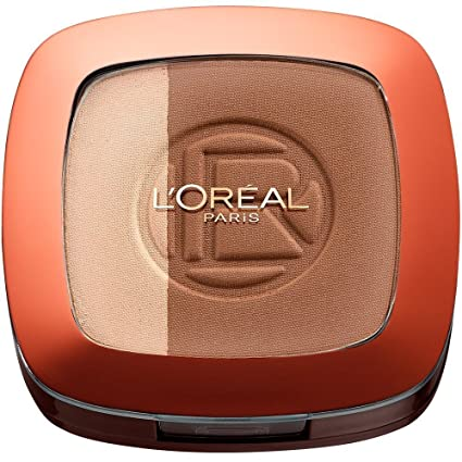 L Oréal Paris Glam Bronze Duo Number 102 Brunette Harmony