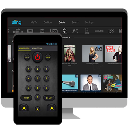 Remote Control For TV's (Panasonic Tv Remote Control App For Android)