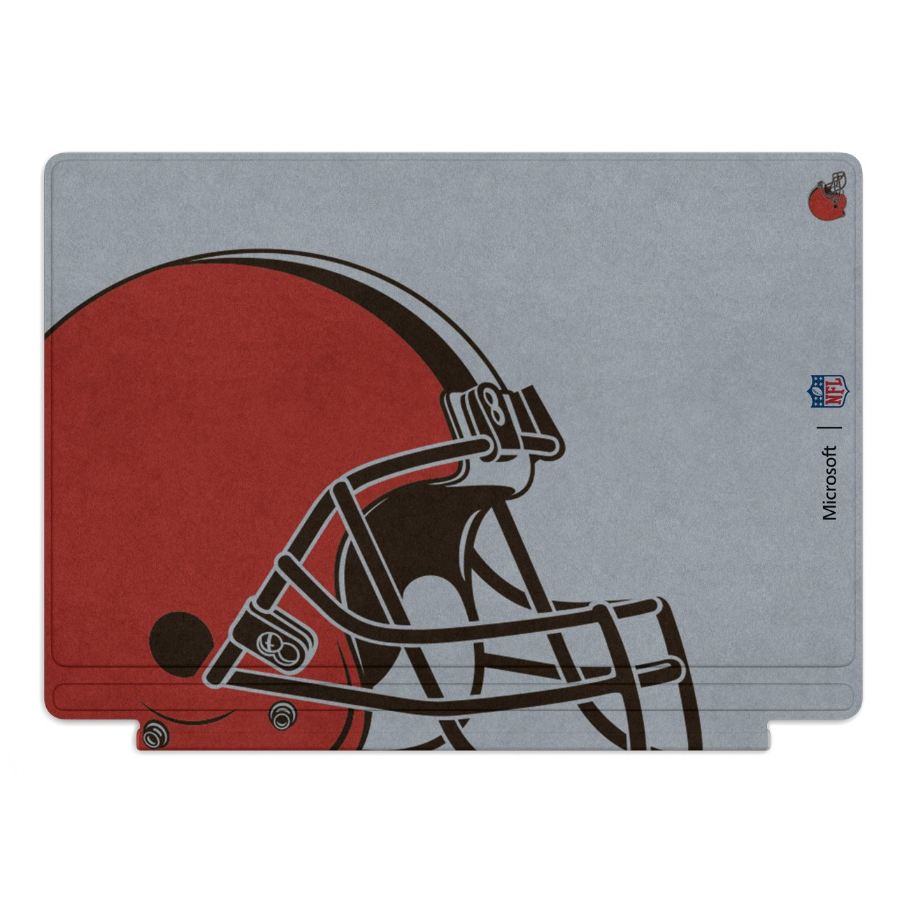 Microsoft CE QC7-00125 Surface Pro 4 Special Edition NFL Type Cover England Patriots