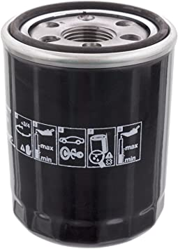 Febi bilstein filtro aceite 32100 para Alfa Romeo Citroën Fiat ford Lancia