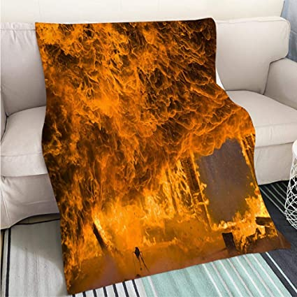 Brilliant Amazon Com Beicici Art Design Photos Cool Quilt Fire And Ocoug Best Dining Table And Chair Ideas Images Ocougorg